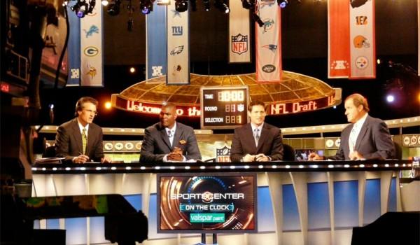 Notte bianca per seguire il draft NFL