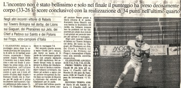 Stagione 1991