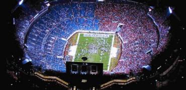 EverBank Field, teatro di Florida vs. Georgia