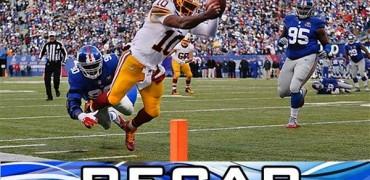 Redskins-Giants-Football