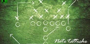 Grunge Football Diagram